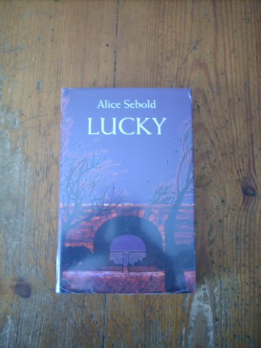 lucky by alice sebold essay Essays - largest database of quality sample essays and research papers on lucky alice sebold.